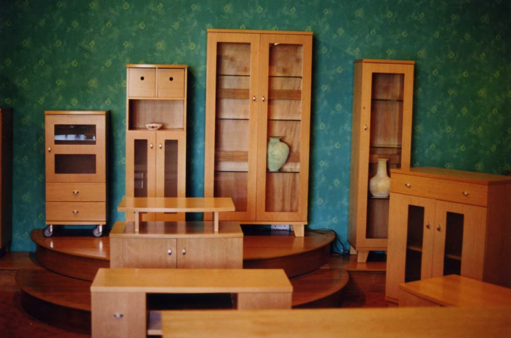 SF Quinn, Monaghan. The Creations Range Of Furniture. A Small Scale  Contemporary Range Designed For Apartment Living And Dining.